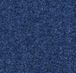 Forbo Teviot Carpet Tile - Deep Ocean  carpet tile