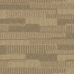 Interfaceflor Duet Parchment carpet tile