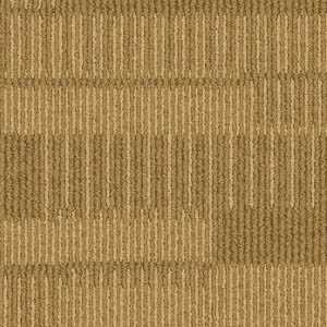 Interfaceflor Duet Wheat carpet tile